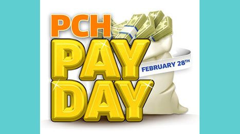 PCH prize patrol and Publishers Clearing House