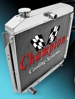 Champion Cooling Systems Company Information | Muscle Cars of America | Scoop.it