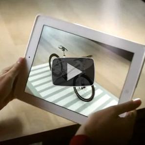 "Mercedes-Benz: Augmented Reality Accessories | La ""Réalité Augmentée"" (Augmented Reality [AR]) | Scoop.it"