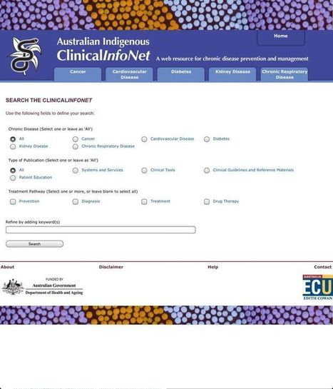 Medical Indigenous Health & Wellbeing: Information and Resources | mHealth: Patient Centered Care-Clinical Tools-Targeting Chronic Diseases | Scoop.it
