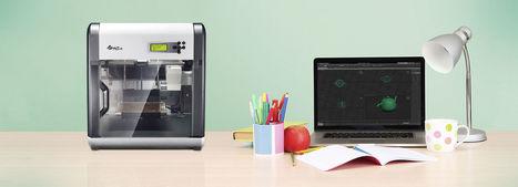 La première imprimante 3D pour la maison   Web, E-tourisme & Co   Scoop.it