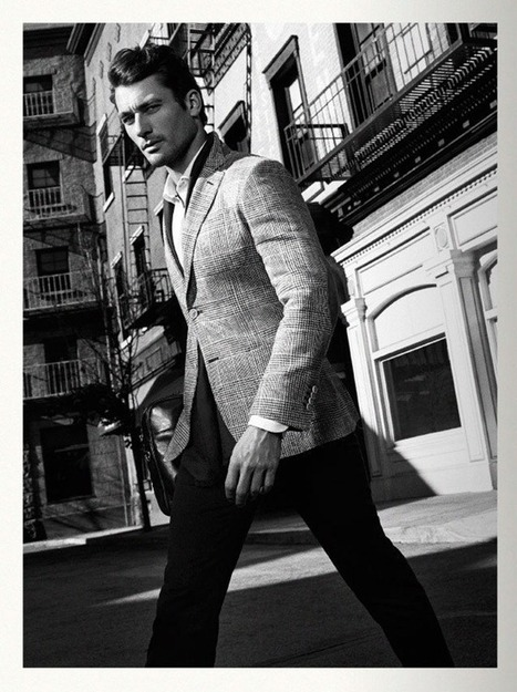 The NYC Limited Edition: continuing the love affair between the city of skyscrapers and Massimo Dutti ~ Men Chic- Men's Fashion and Lifestyle Online Magazine | Men Chic | Scoop.it