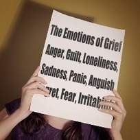 Surviving the Emotional Chaos of Grief | Grief and Loss | Scoop.it