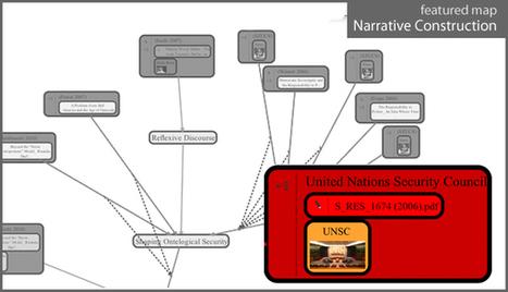 Visual Understanding Environment | Mapas mentais | Scoop.it