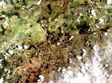 Primeiras imagens feitas pelo satélite Cbers-4 são divulgadas pelo Inpe - Globo.com   #Geoprocessamento em Foco   Scoop.it
