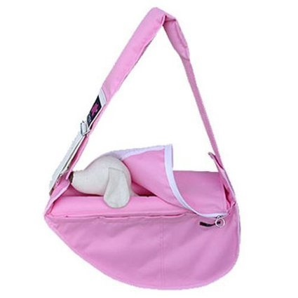 eb6738dbc6 Fundle Ultimate Pet Sling Classic Series Color  Pink Size  Standard