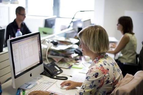 Confiants dans le numérique, les salariés veulent être mieux formés | Pédagogie, Education, Formation | Scoop.it