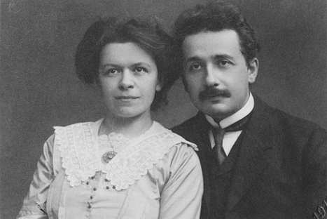 The Forgotten Life of Einstein's First Wife | critical reasoning | Scoop.it