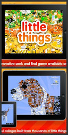 The Book Chook: Children's iPad App Review, Little Things   Learning Games   Scoop.it