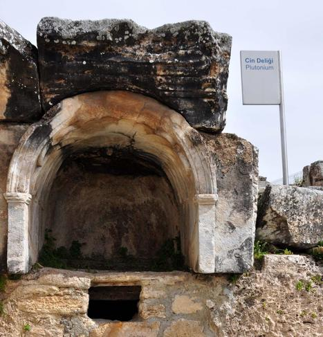 ARCHAEOLOGY - 'Gate to Hell' dug up in Turkey | Archaeology makes the news | Scoop.it