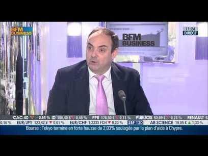 """Olivier Delamarche sur BFMBusiness le 19 mars 2013: «on prend les gens pour des cons et ça marche…»   Argent et Economie """"AutreMent""""   Scoop.it"""