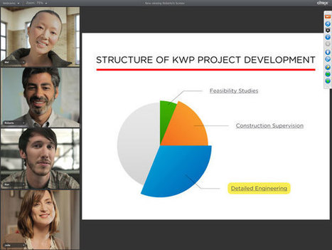 5 applications de vidéoconférence pour gagner du temps | Le Web social au service de l'entreprise | Scoop.it