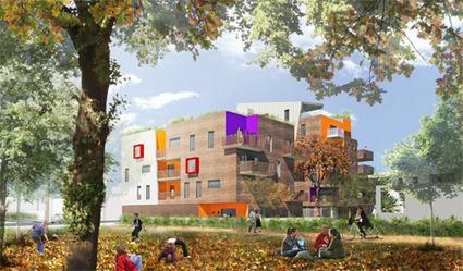 Urbanisme durable : Regain d'Anjou, un projet socialement innovant. - LesEnR | Habitat durable et ecoconstruction | Scoop.it