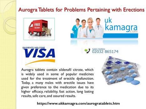 is aurogra safe