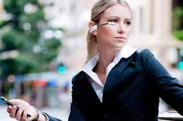 CES 2013: Vuzix Smart Glasses - M100 | Self Memory Nostalgia | Scoop.it