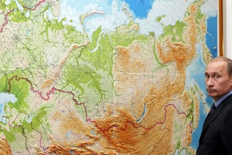 Russia and the Curse of Geography | Geography Ed | Scoop.it