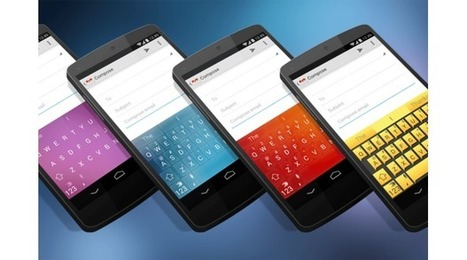 SwiftKey Android keyboard goes free, launches theme store | Digital-News on Scoop.it today | Scoop.it
