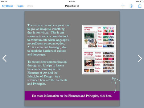 Lesson plan for a flipped classroom with Book Creator - Book Creator app | Blog | Technologies in ELT | Scoop.it