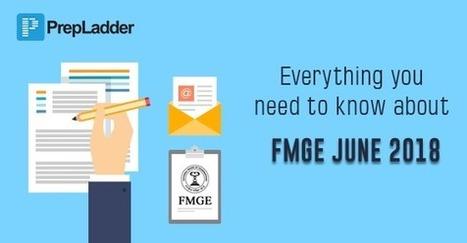 FMGE June 2018 Exam Details   Online Test Serie