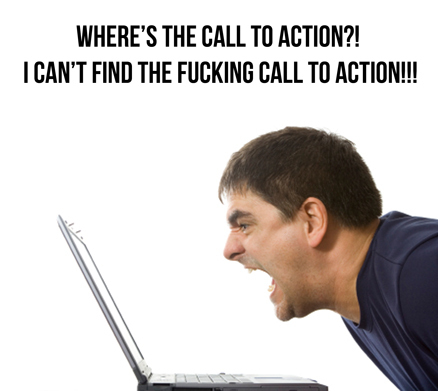 define a call to action