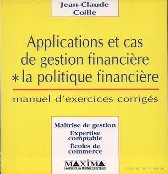Applications et cas de gestion financière - Telecharger Cours | Cours Informatique | Scoop.it