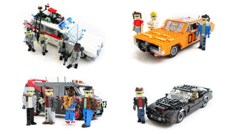 Lego Must Make These 80s TV Show Cars ASAP | All Geeks | Scoop.it