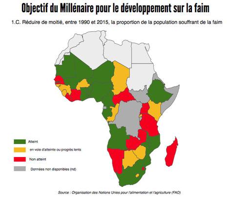 Carte De Lafrique Subsaharienne.Carte L Afrique Subsaharienne Toujours Confro