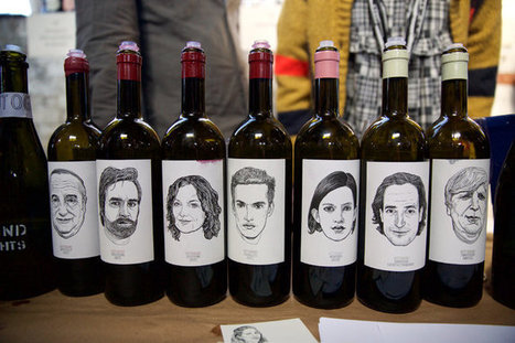 Wine That's Not Only Natural, It's Alive | Gastronomy & Wines | Scoop.it