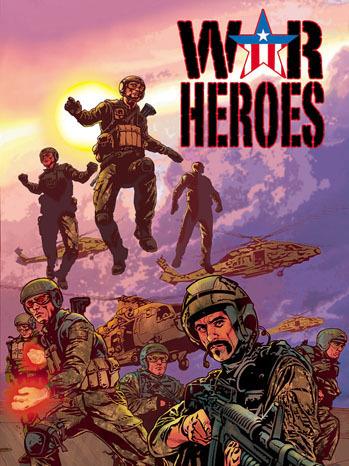 Universal in Negotiations to Pick Up 'War Heroes' Comic Book Project (Exclusive)   Cinemania   Scoop.it