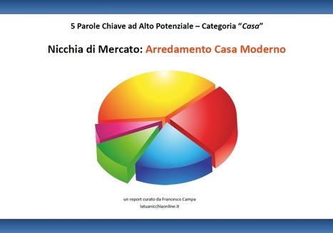 """Analisi Nicchia di Mercato """"Arredamento Casa Moderno"""" nel Settore Casa   Nicchie Emergenti   Scoop.it"""