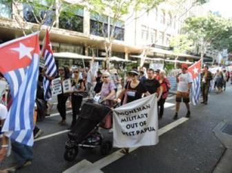 West Papuan Leaders join International Solidarity Groups | Freedom  West Papua | Scoop.it
