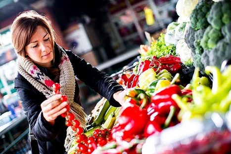 The World Wants Organic Food! - Organic Connections   Searching for Safe Foods   Scoop.it