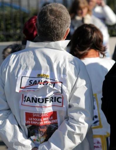 Sanofi : le non à l'accord sur les mesures d'accompagnement   Les Sanofi   Scoop.it