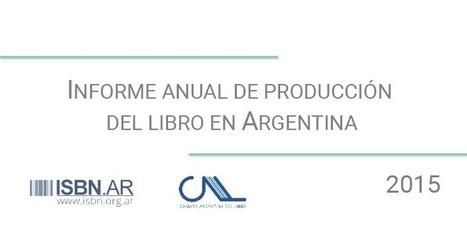 Producción editorial en Argentina 2015 | Edición en digital | Scoop.it