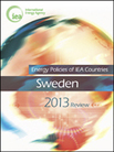 """IEA: """"Energy Policies of IEA Countries - Sweden -- 2013 Review"""" 