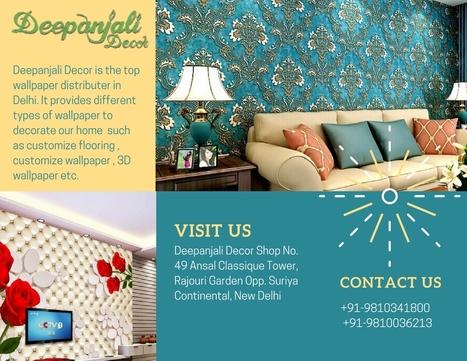 3d Designer Wallpaper Deepanjalidecor Nb