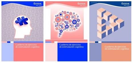 Cuadernos de ejercicios de estimulación cognitiva | VINCLESFARMA SERVEIS | Scoop.it