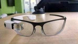 Prescription Google Glass pictured in the wild gives us our best look at the eyewear yet | Mobile Tools | Scoop.it