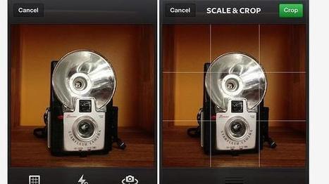 Instagram mejora su cámara y añade un nuevo filtro   JMR Social Media - Tecnologia y ciencia   Scoop.it