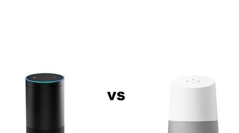 Between Alexa and Google, publishers now have to develop on two voice platforms - Digiday   CloudInfos   Scoop.it