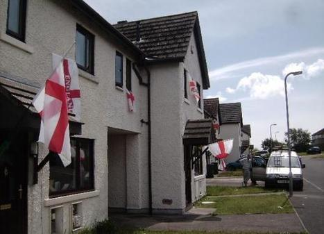 "Cumbrians told ""Take down those England flags, UPDATE 