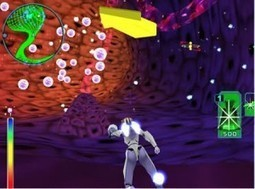 Improve Cancer Treatment with the Re-Mission 2 FPS Game - GCo | Games For Health | Scoop.it