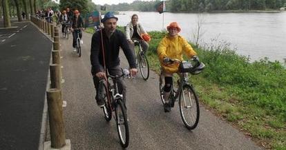 L'Indre à vélo prolongée de Loches à Châteauroux | Revue de presse - Loches, Touraine - Châteaux de la Loire | Scoop.it