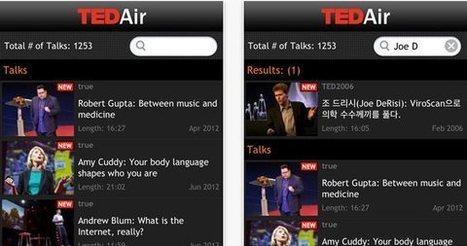 TED Air. | Social Media y RRSS | Scoop.it