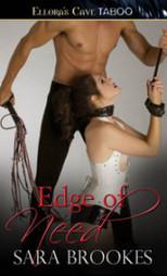 Sara Brookes' Edge of Need - | erotica | Scoop.it