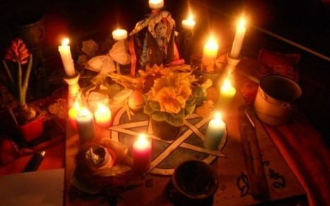 Les rituels de magie blanche pour être heureux et en paix | voyant marabout africain | Scoop.it