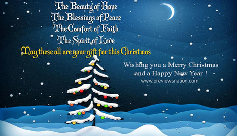 Best Merry Christmas Wishes Messages, Facebook ...