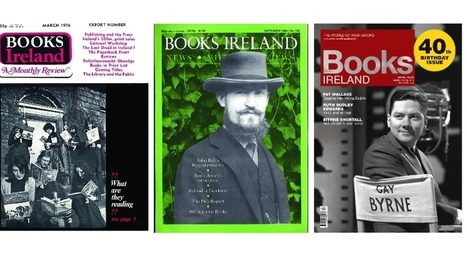 Books Ireland founder Jeremy Addis on its first 40 years | The Irish Literary Times | Scoop.it