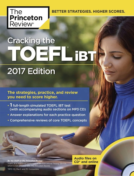 Barrons Toefl Ibt 14th Edition Ebook