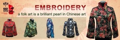 Embroidered dresses | I don't do fashion, I am fashion | Scoop.it